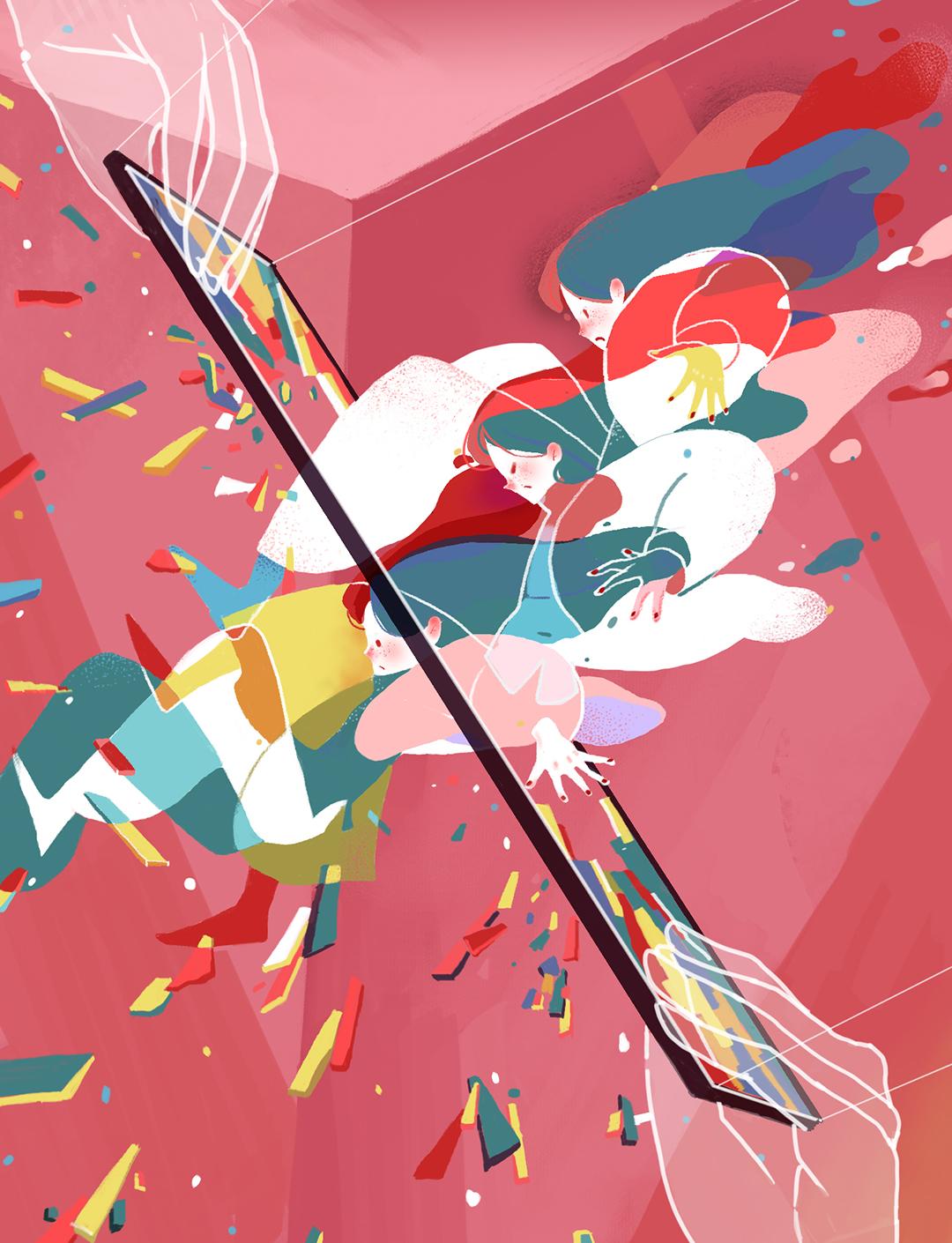 GirlsclubAsia-Illustrator-KeCui-China-03