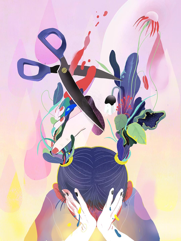 GirlsclubAsia-Illustrator-KeCui-China-04