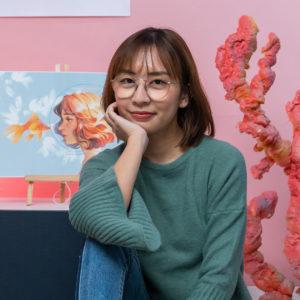 GirlsclubAsia-Artist-Illustrator-Karmen Loh-Profile pic1