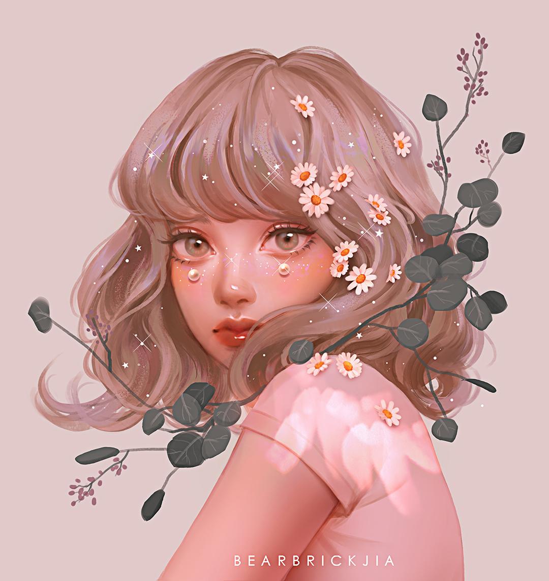 GirlsclubAsia-Artist-Illustrator-Karmen Loh-DaisyDrops