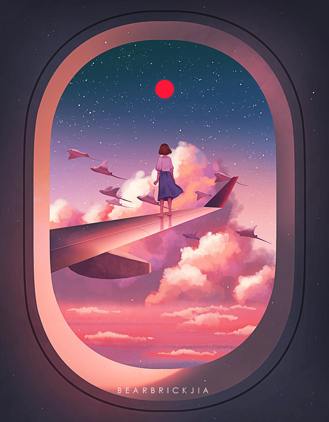 GirlsclubAsia-Artist-Illustrator-Karmen Loh-FollowTheStingrays