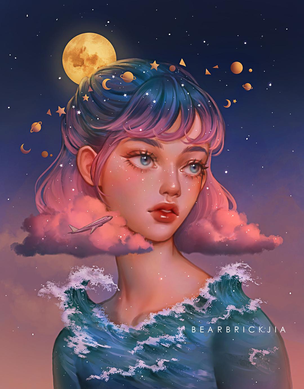 GirlsclubAsia-Artist-Illustrator-Karmen Loh-Voyager