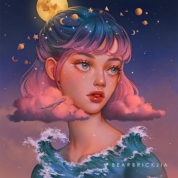 GirlsclubAsia-Artist-Illustrator-Karmen Loh-Voyager-2