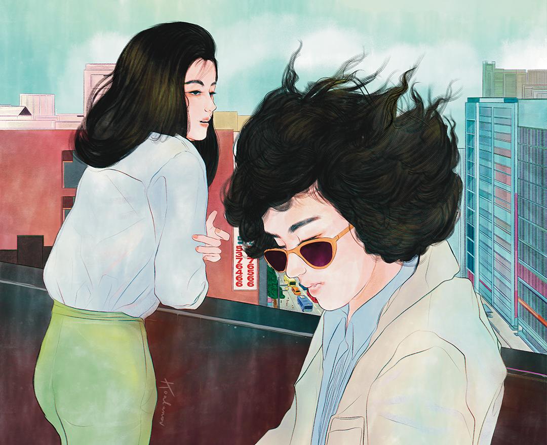 GirlsclubAsia-Illustrator-Kaho Yoshida-TaipeiStory copy