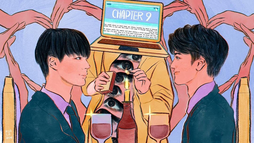 GirlsclubAsia-Illustrator-Kaho Yoshida-fanfic_ethics