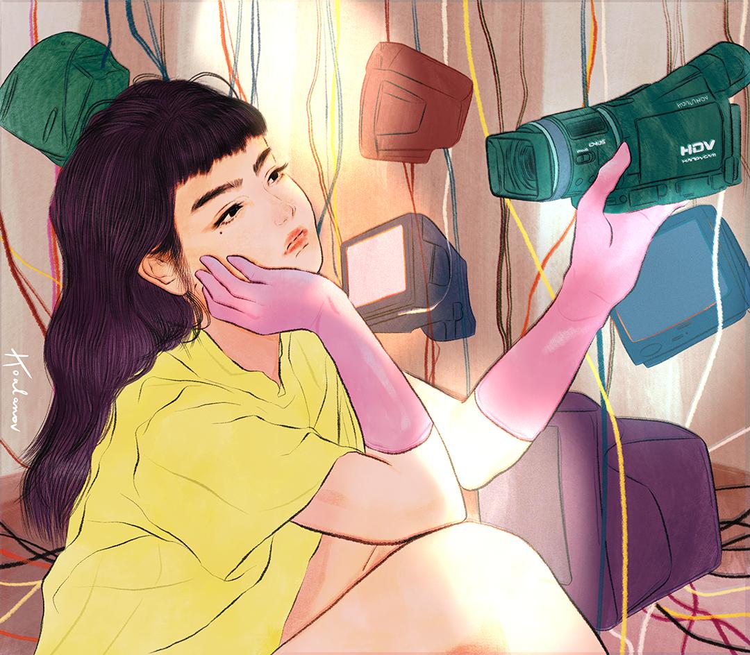 GirlsclubAsia-Illustrator-Kaho Yoshida-ptxc