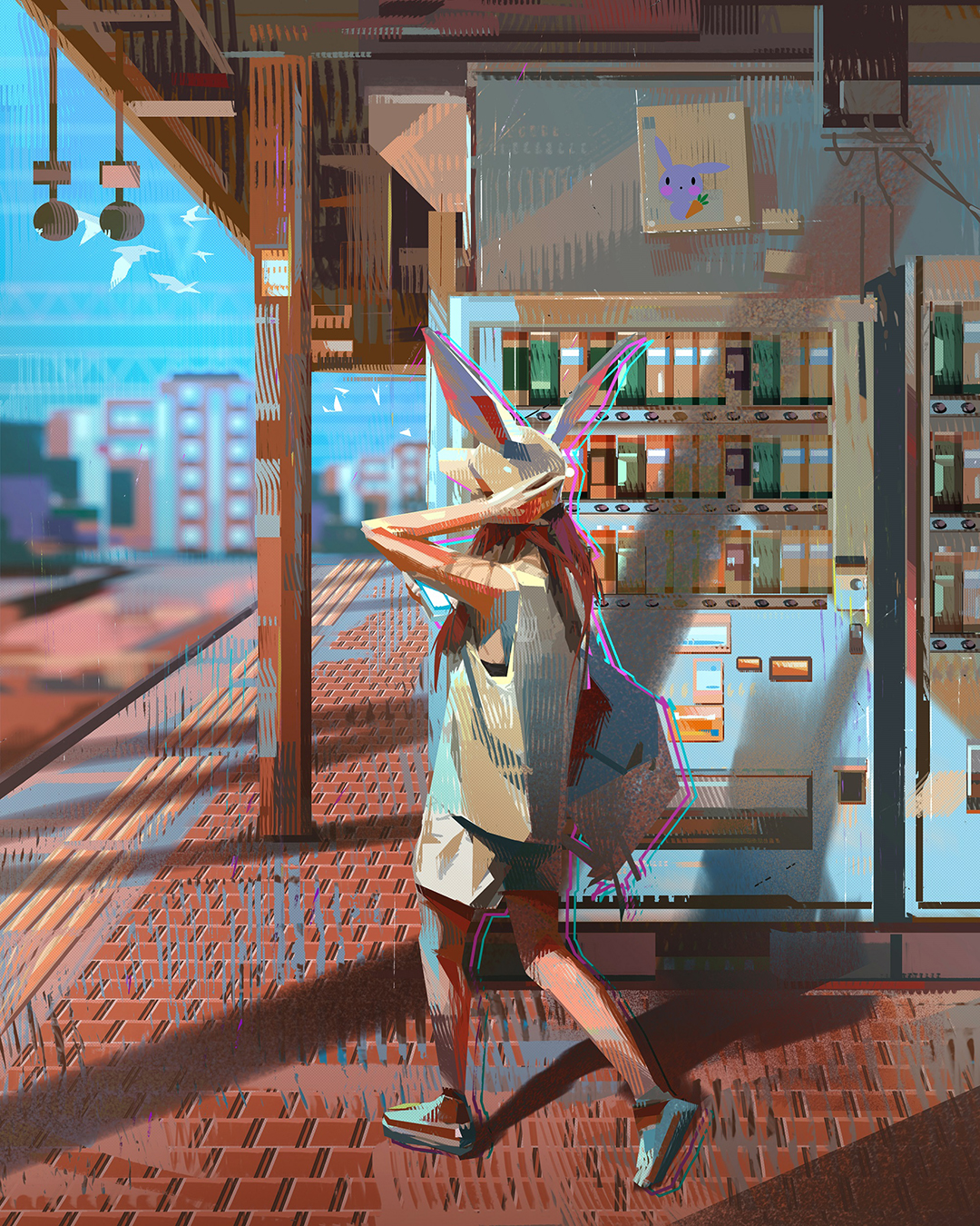 GirlsclubAsia-Illustrator-Donglu Yu-FoodStand_Hires-fb