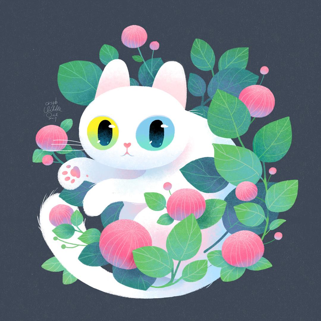 GirlsclubAsia-Illustrator-LittleOil-10