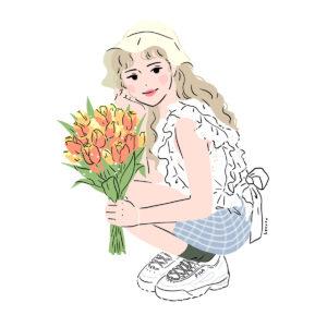 GirlsclubAsia-Illustrator-Hansol Shin-Soruru