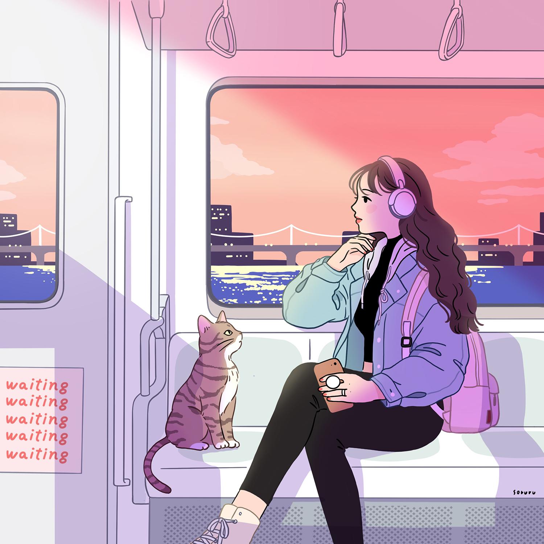 GirlsclubAsia-Illustrator-Hansol Shin-Soruru-01