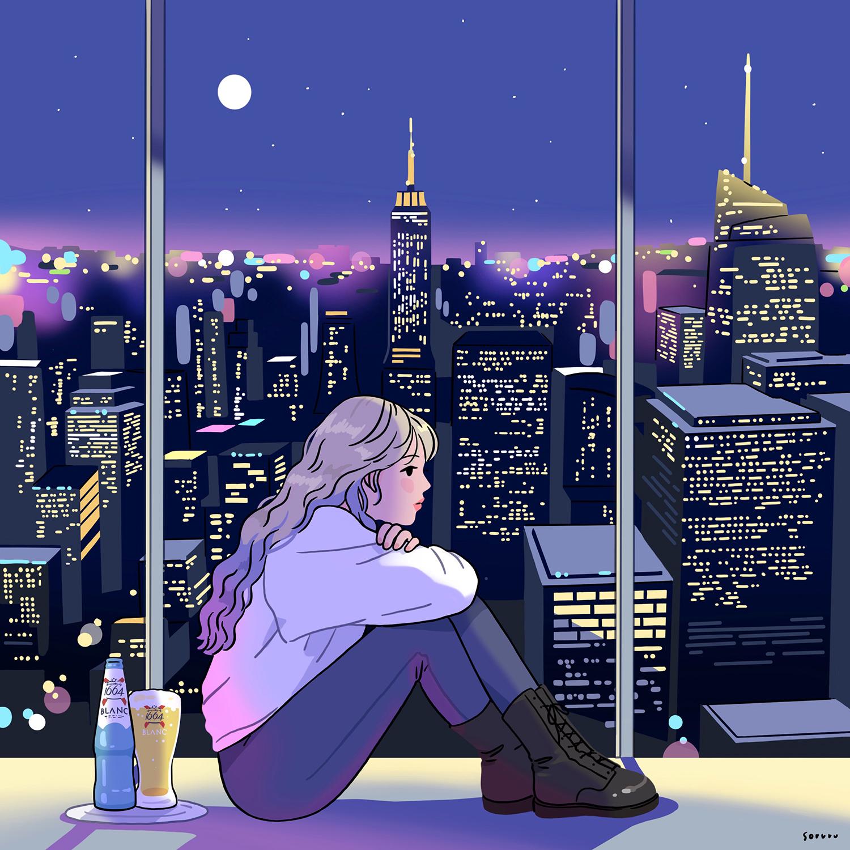 GirlsclubAsia-Illustrator-Hansol Shin-Soruru-03