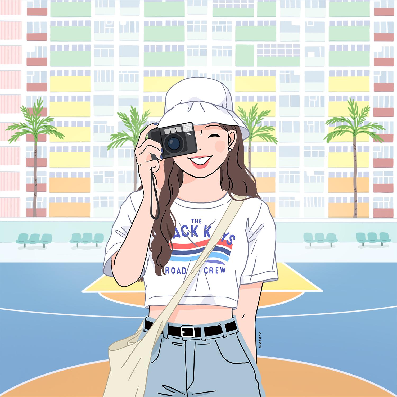 GirlsclubAsia-Illustrator-Hansol Shin-Soruru-09