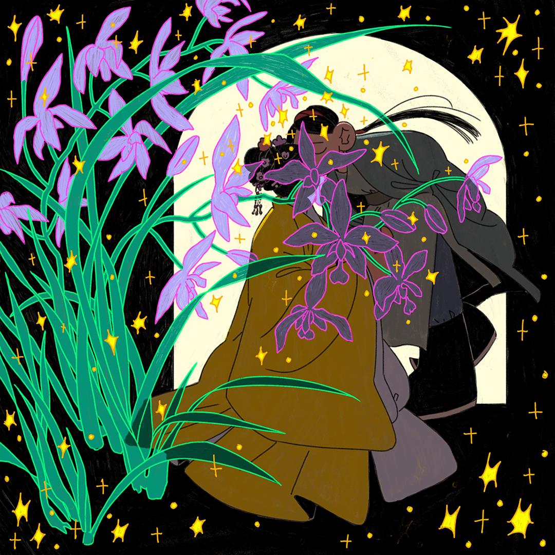 GirlsclubAsia-Illustrator-Sarula Bao-lanhua