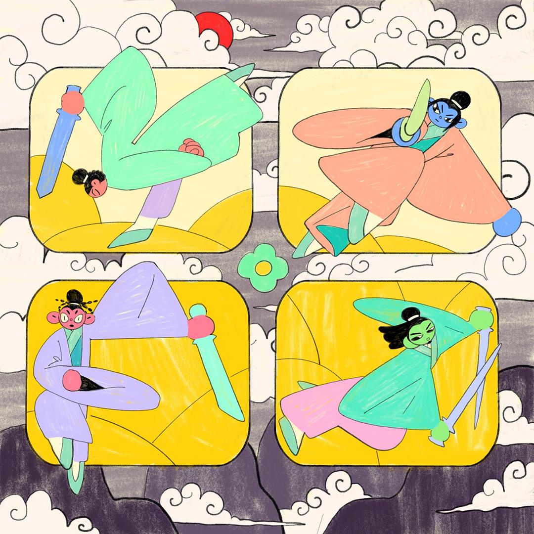 GirlsclubAsia-Illustrator-Sarula Bao-sect