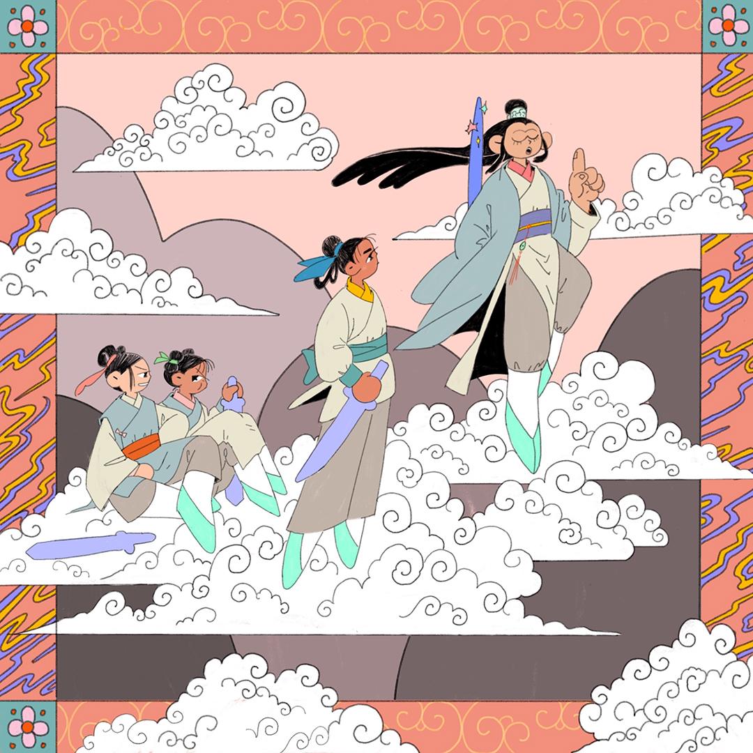 GirlsclubAsia-Illustrator-Sarula Bao-shifutudi