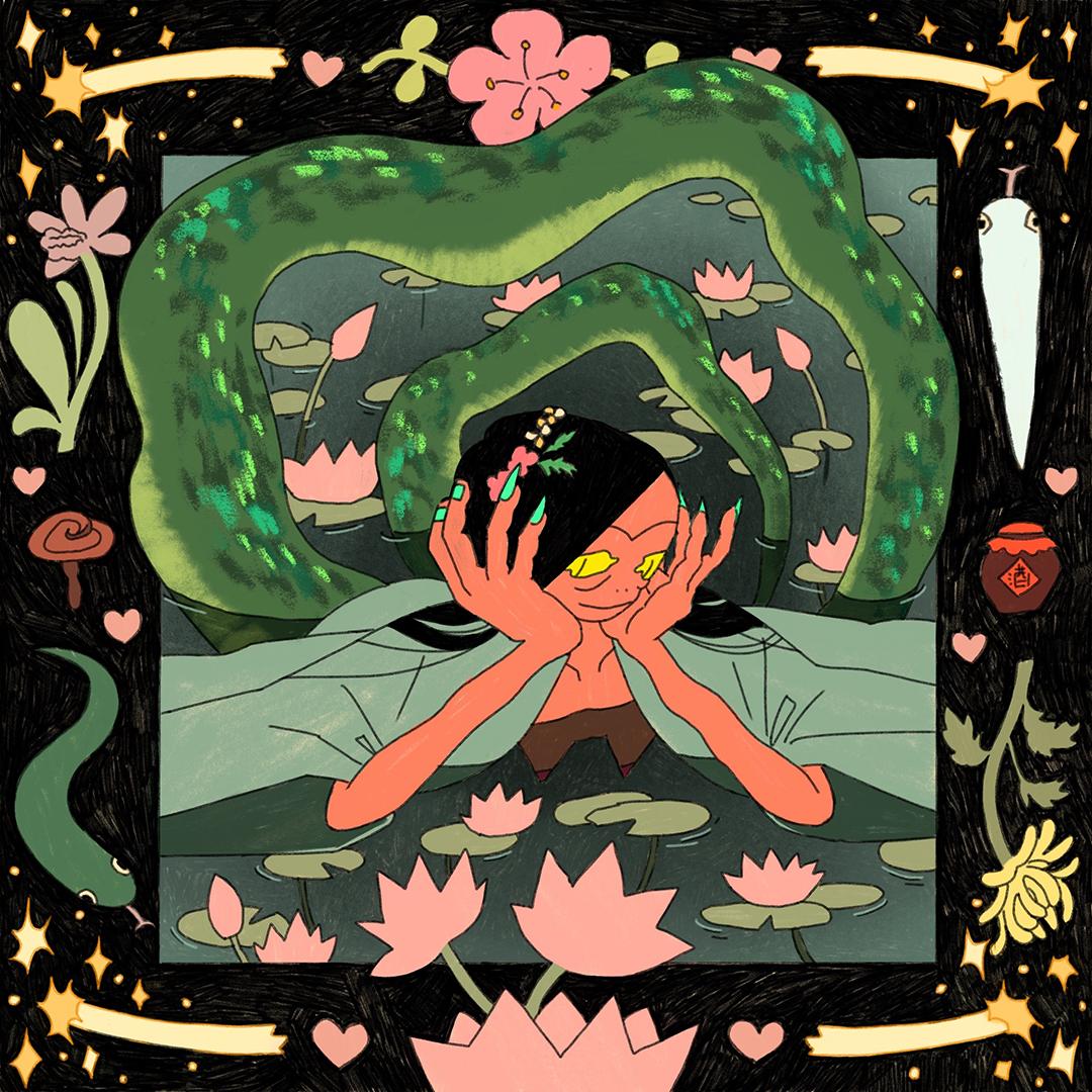 GirlsclubAsia-Illustrator-Sarula Bao-xiaoqing