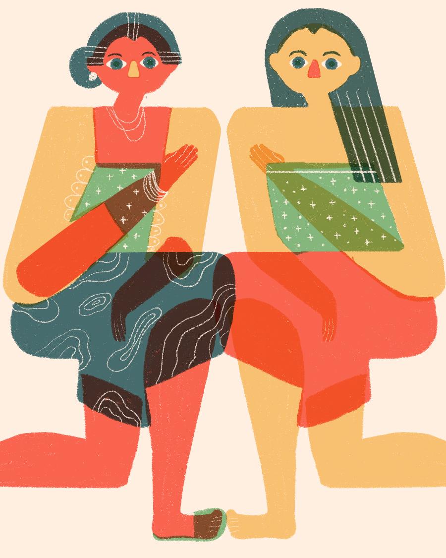 GirlsclubAsia-Illustrator-Nadya Noor-buat ig