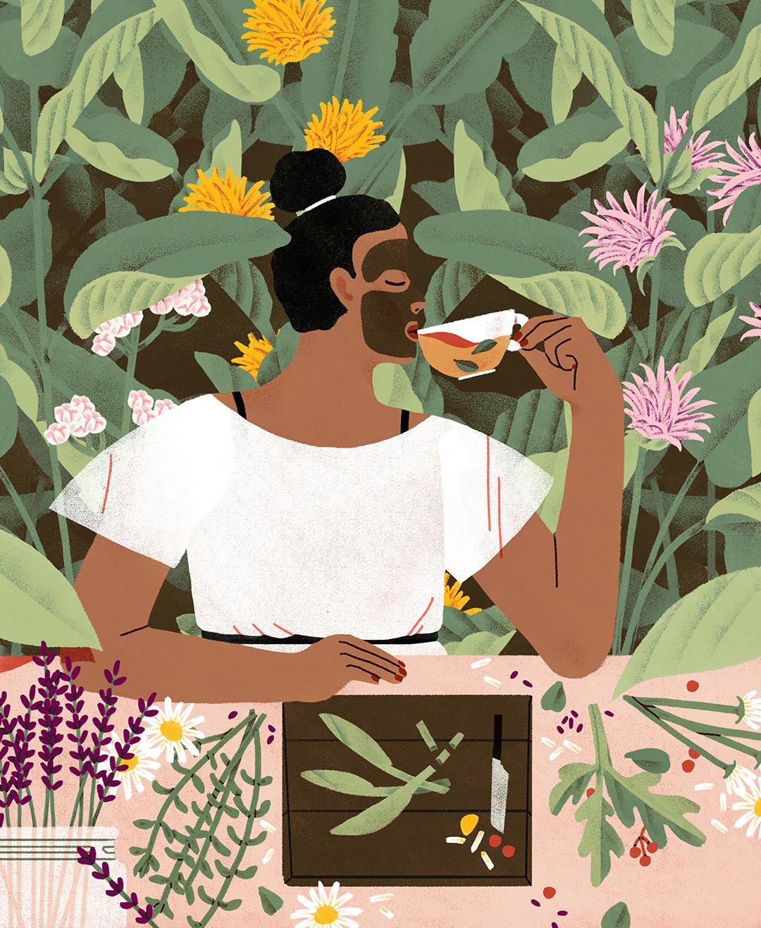 GirlsclubAsia-Illustrator-Jeannie Phan-BM-MAR18-Herbal-Healing-Final copy