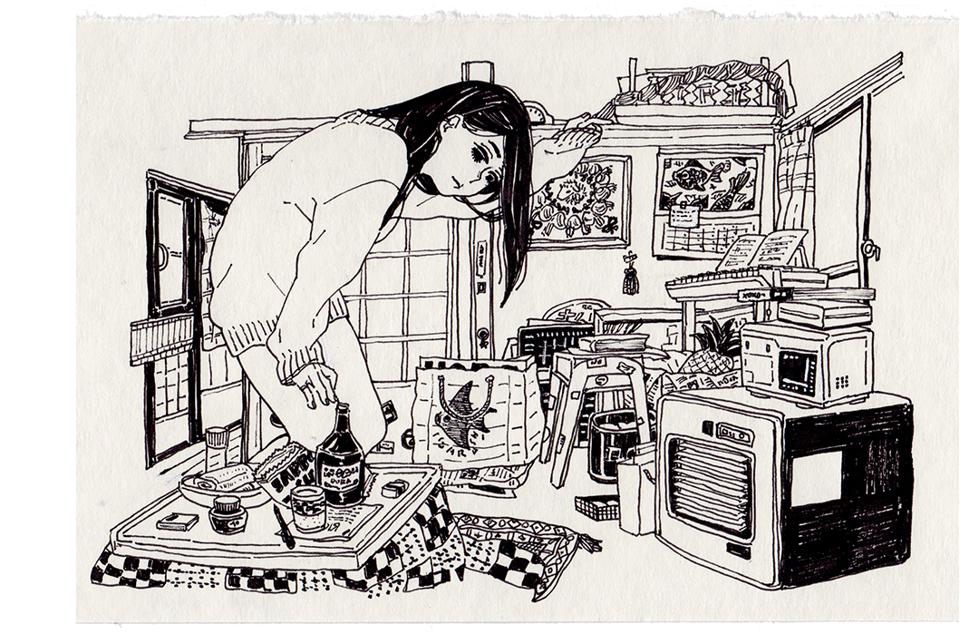 GirlsclubAsia-Illustrator-ROOM 2_Lisa Kogawa