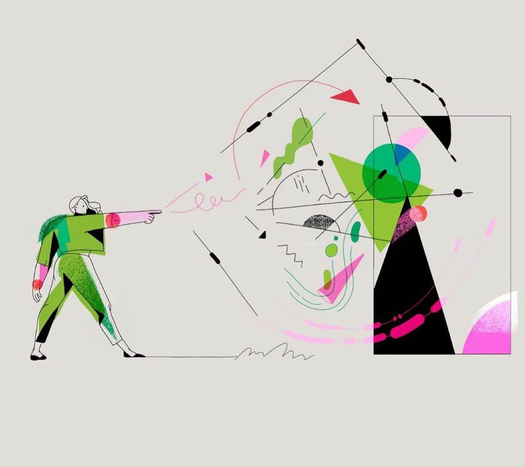 GirlsclubAsia-Illustration-Animation-Lilian Darmono-matrix