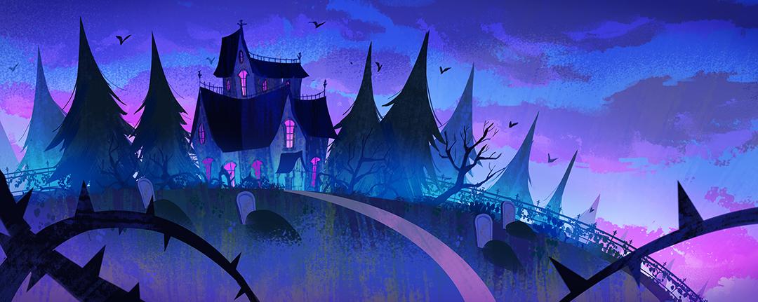 GirlsclubAsia-Illustrator-Tidawan-Thaipinnarong-purpledark