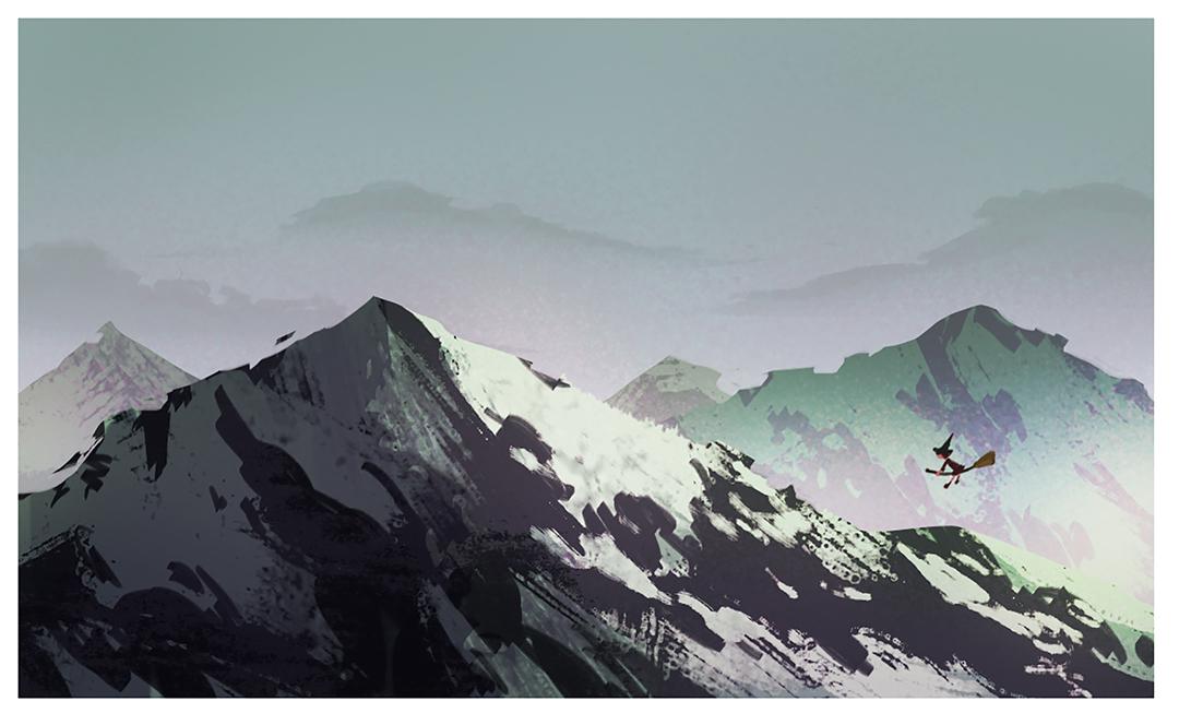 GirlsclubAsia-Illustrator-Tidawan-Thaipinnarong-snow