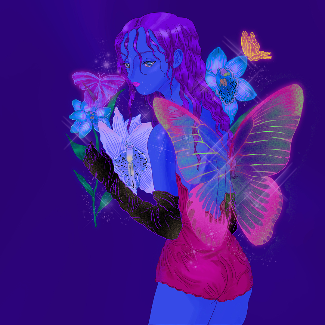 GirlsclubAsia-Illustrator-Damien_Jeon-Butterfly