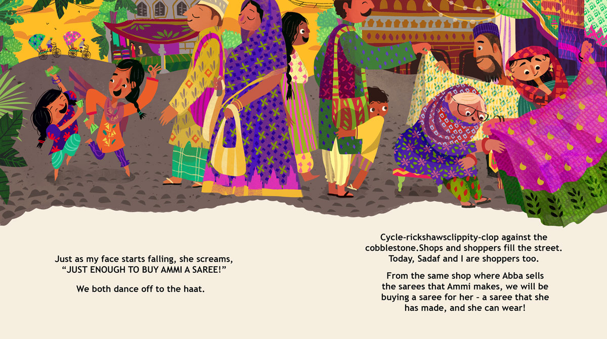 GirlsclubAsia-Illustrator-Sandhya-Prabhat-SareeForAmmi_26-27