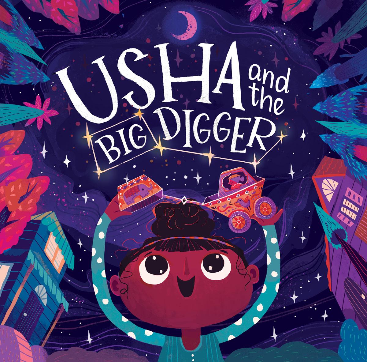 GirlsclubAsia-Illustrator-Sandhya-Prabhat-Usha_Usha_Cover-2
