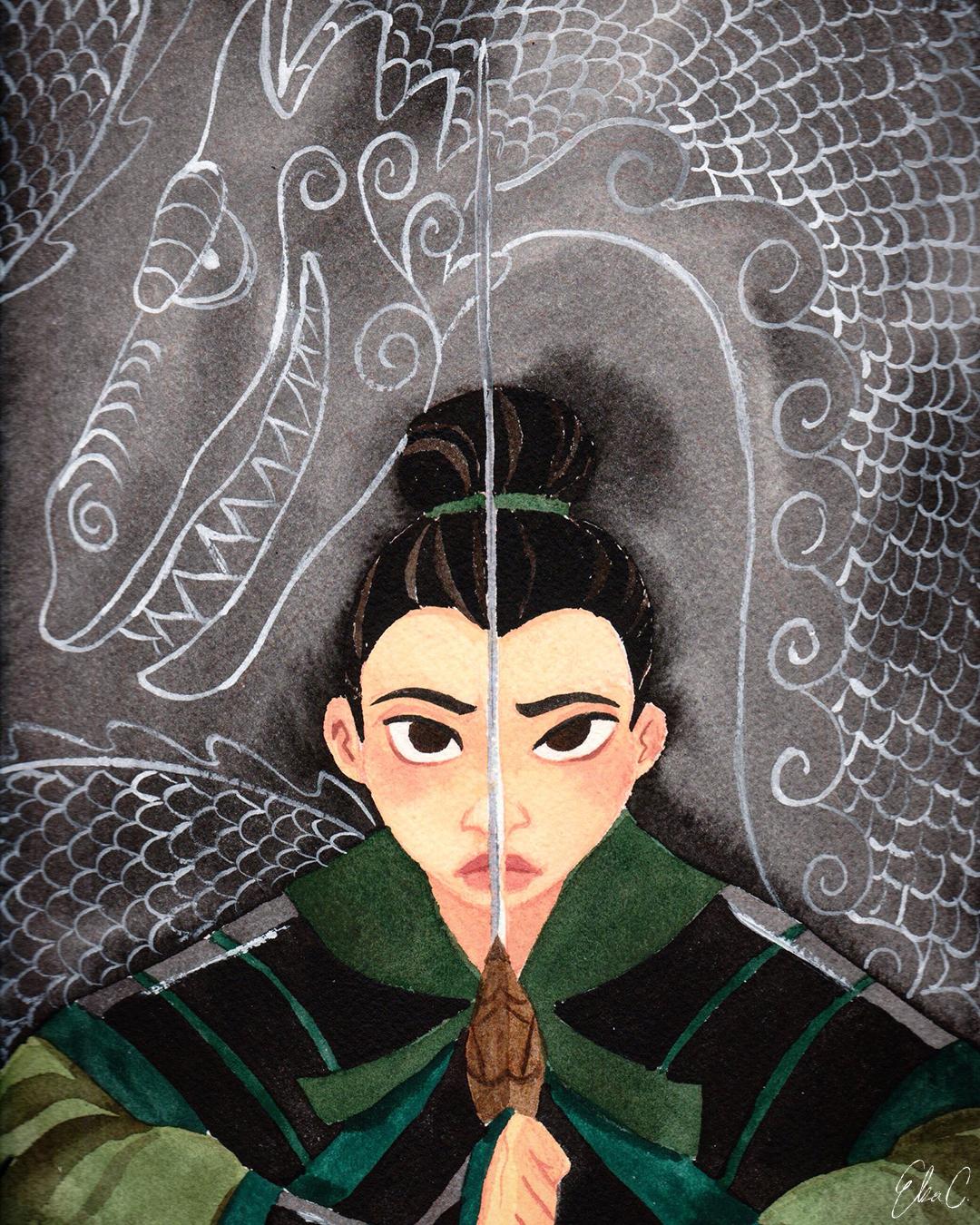 GirlsclubAsia-Illustrator-Elsa-Chang-4