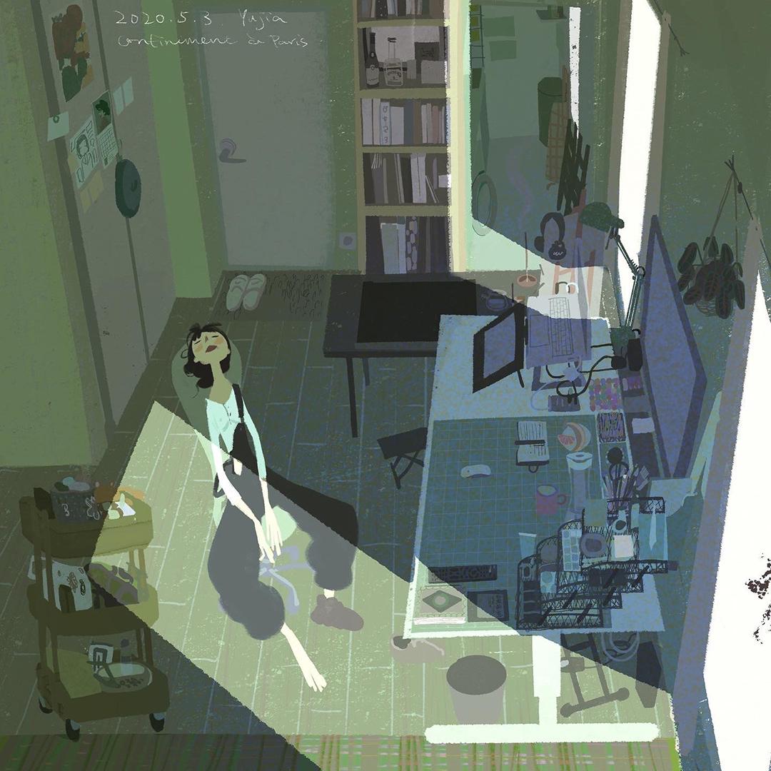 GirlsclubAsia-Animator-Yujia Wang-1