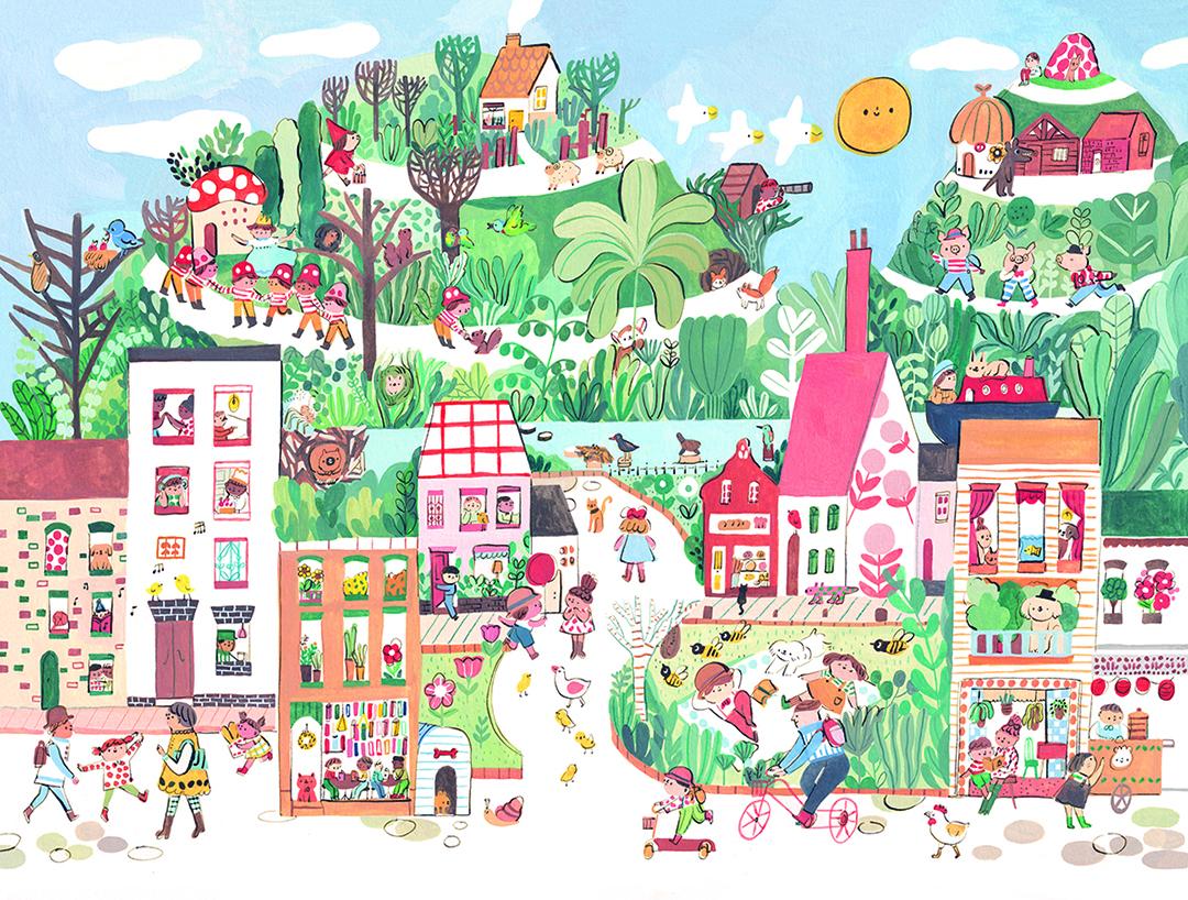 GirlsclubAsia-Illustrator-Cindy_Wume-home, 2020