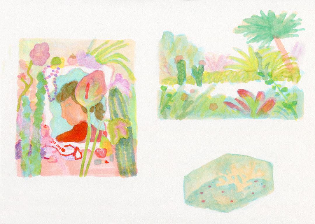 GirlsclubAsia-Artist-Yoojin Ahn-02goldfish
