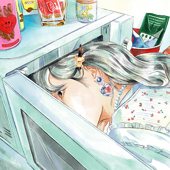GirlsclubAsia-Illustrator-Sze_Yan-Barbarian_Flower-02-Cover