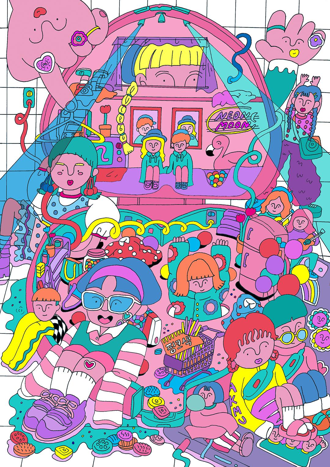 GirlsclubAsia-Artist-REDFISH-01original4
