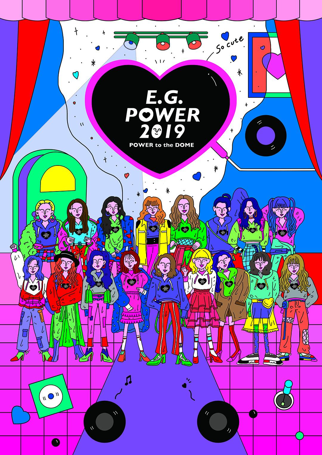 GirlsclubAsia-Artist-REDFISH-egpower