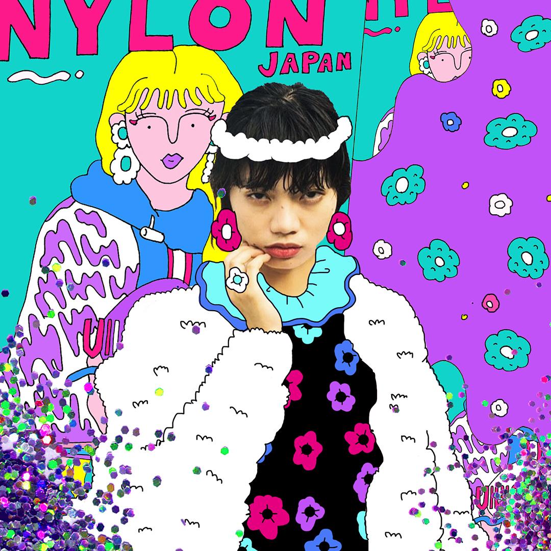 GirlsclubAsia-Artist-REDFISH-NYLON