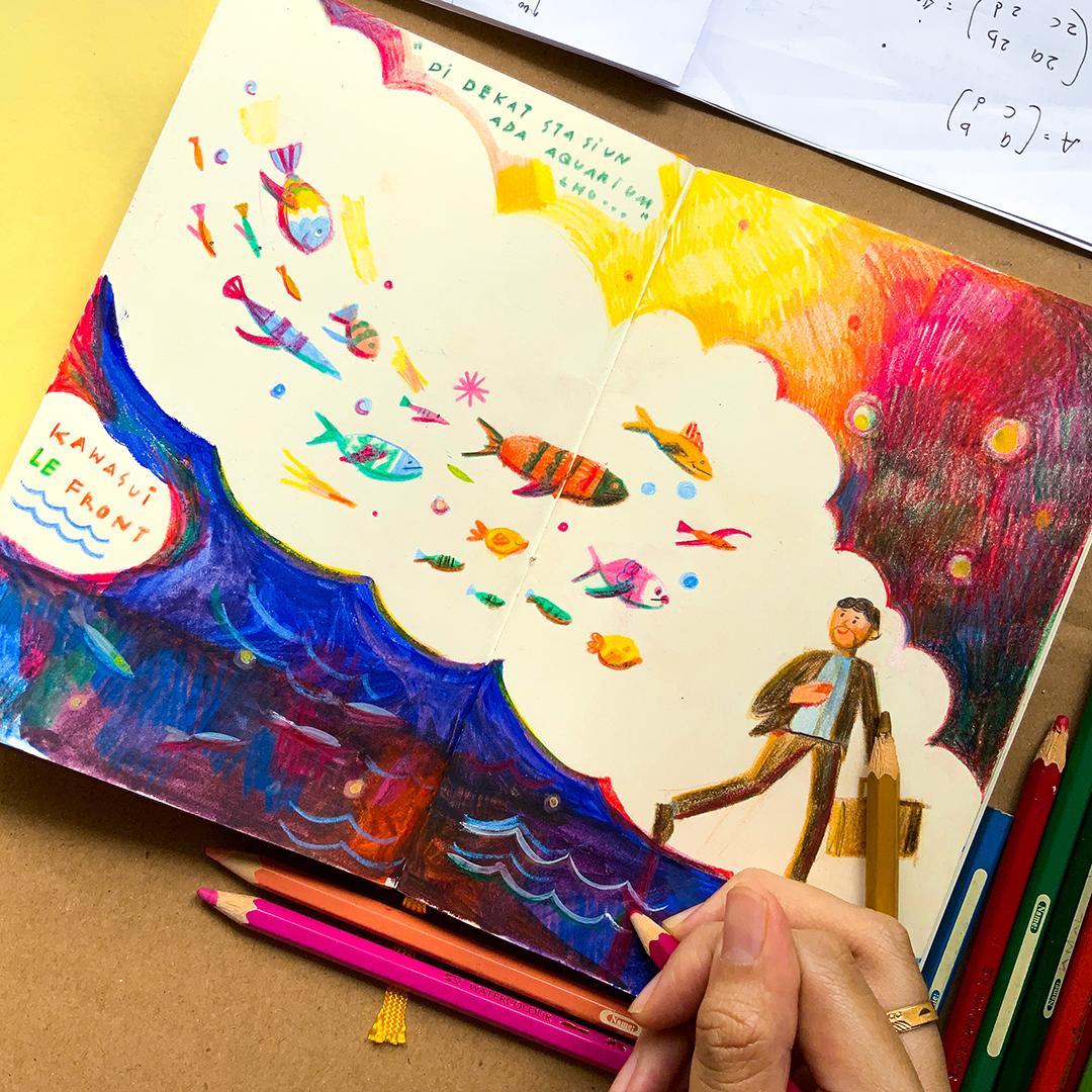 GirlsclubAsia-Artist-Amalia Dian Utami-10