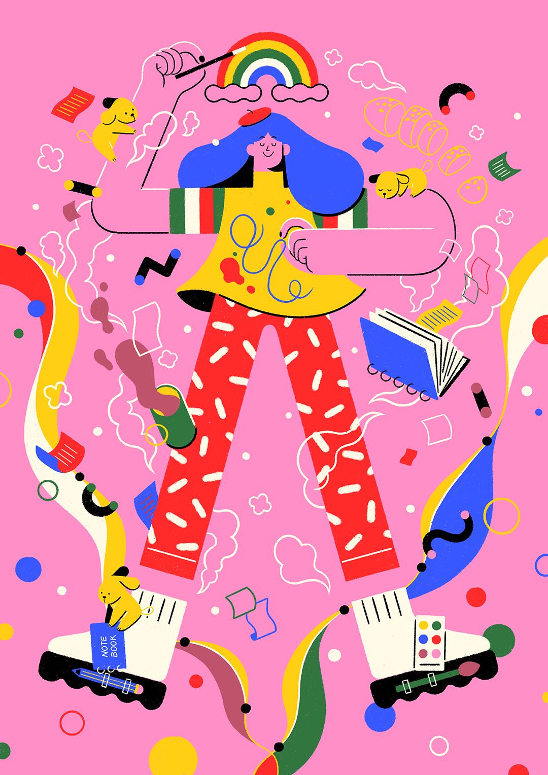 GirlsclubAsia-Illustrator-Lai Huili-001