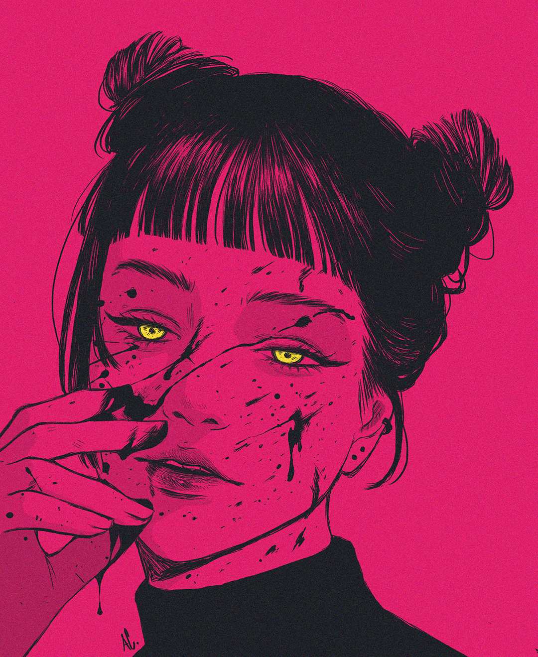 GirlsclubAsia-Illustrator-Anwita Citriya-8