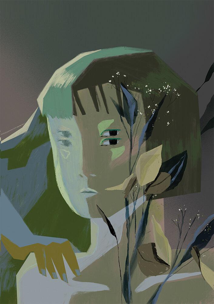 GirlsclubAsia-Artist-Sylvia Liu-1