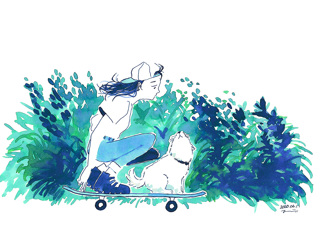 GirlsclubAsia-Illustrator-Sayuri Fujimaki-08
