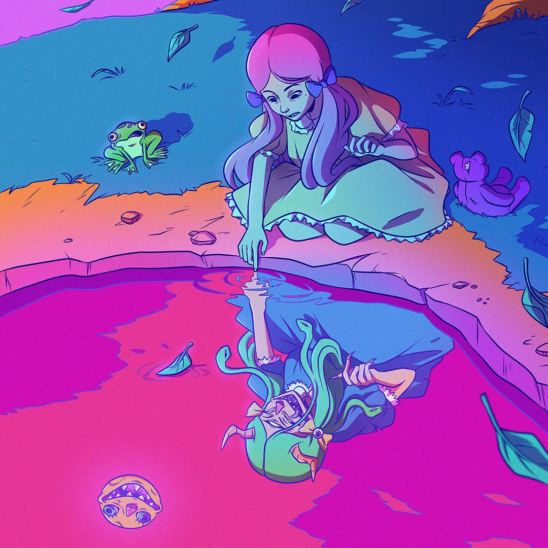 GirlsclubAsia-Artist-Shane Tiara-reflection_final