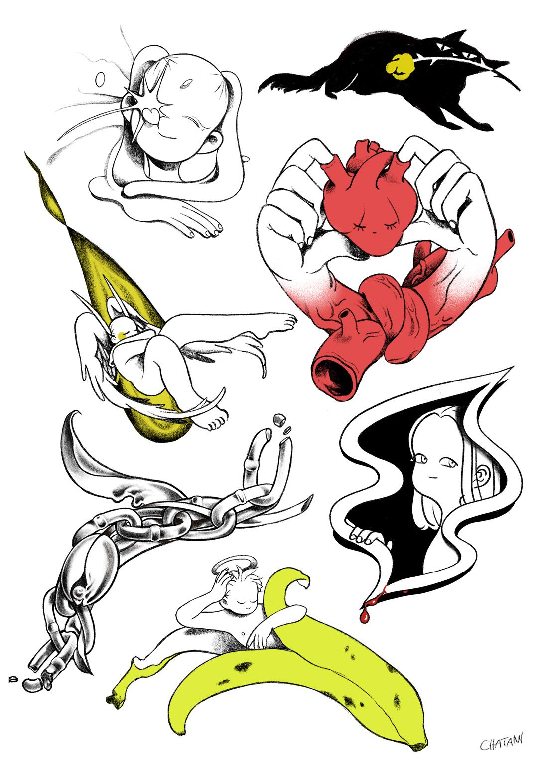 GirlsclubAsia-Artist-Hana Chatani-image 08