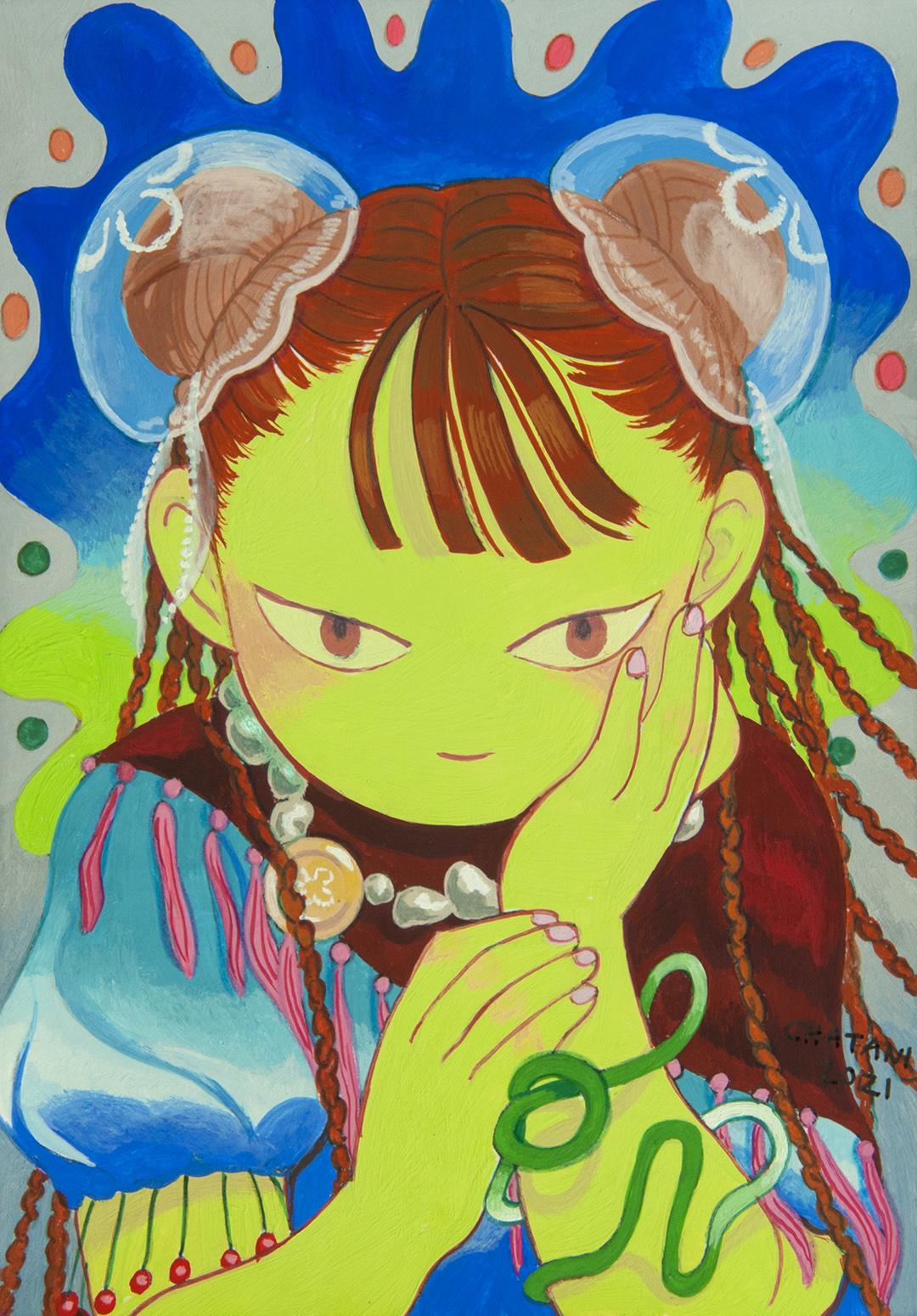 GirlsclubAsia-Artist-Hana Chatani-image 09