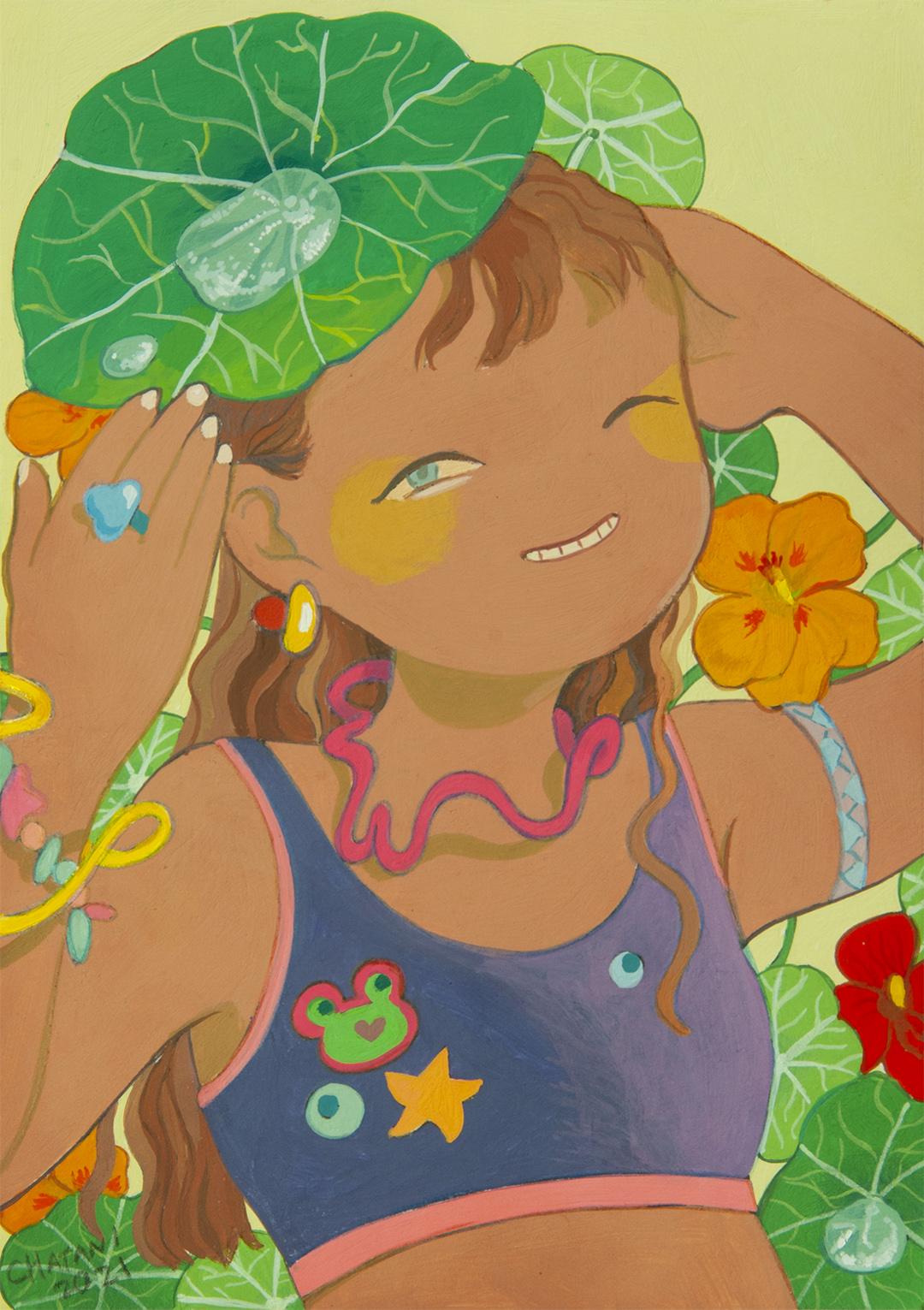GirlsclubAsia-Artist-Hana Chatani-image 10
