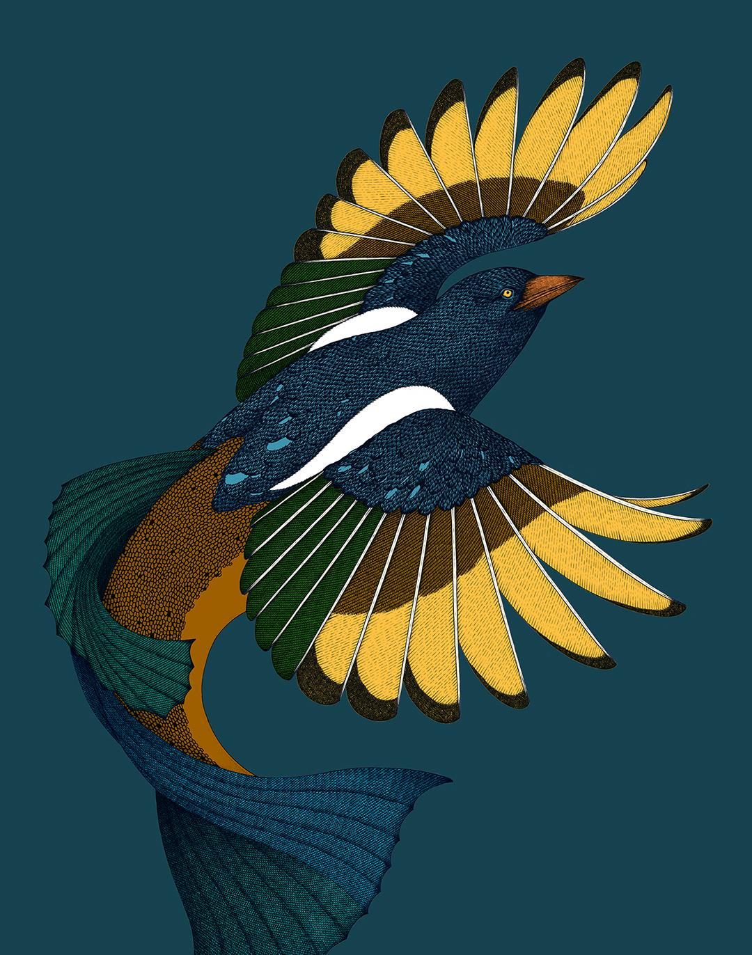 GirlsclubAsia-Artist-Suthipa Kamyam-rs_Bird
