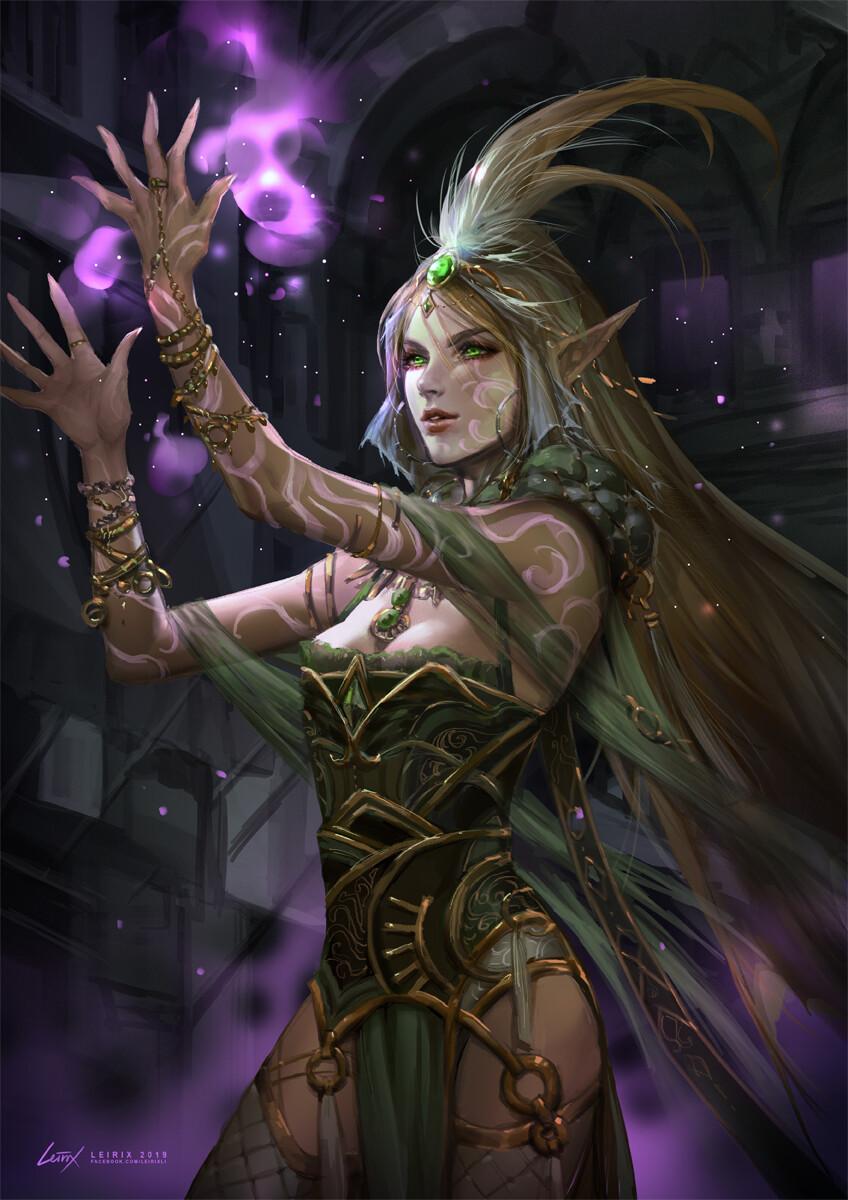 GirlsclubAsia-Artist-leirix-li-lanae-necromance