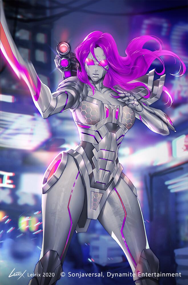 GirlsclubAsia-Artist-leirix-mecha-sonja